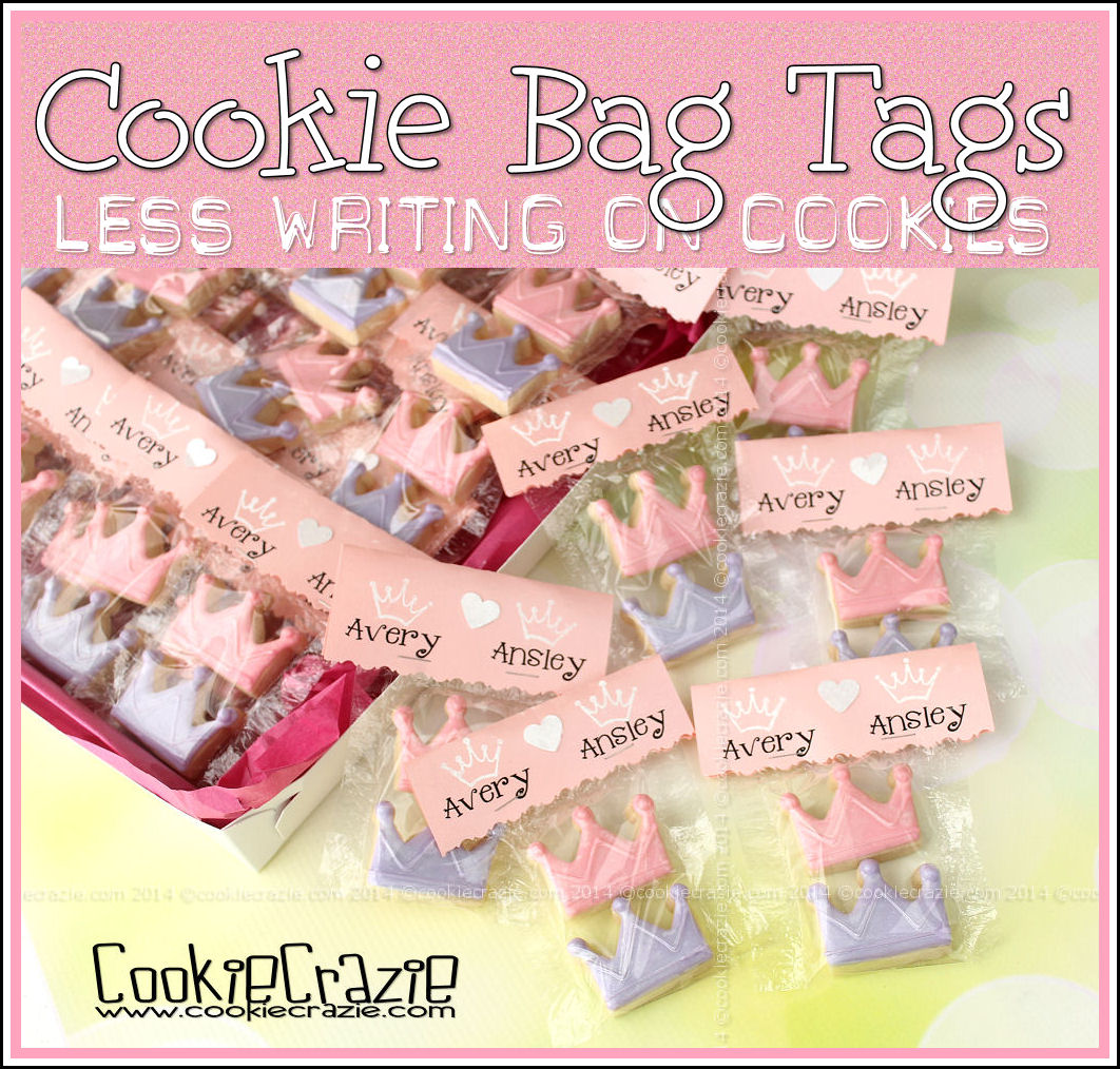 http://www.cookiecrazie.com/2014/03/cookie-bag-tags-tutorial.html