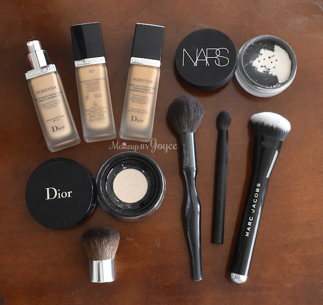 Dior Spring 2016 Makeup Collection Swatches
