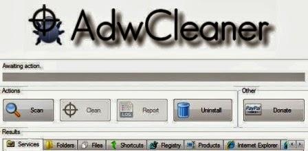 AdwCleaner - AntiMalware AntiAdware Terbaik