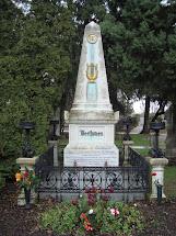 Beethoven Grave Site Vienna