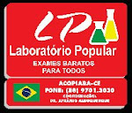 LABORATRIO POPULAR - ACOPIARA/CE