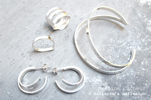 Collection Bijoux Adeline Cacheux