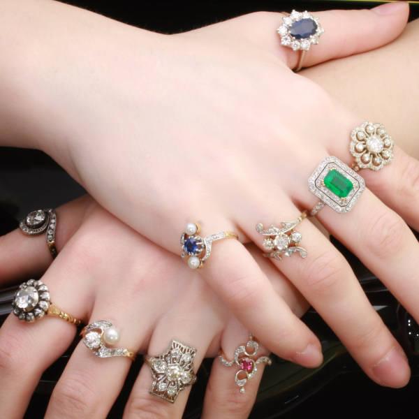 Indian Jewellery design 2016 Wedding Rings Antique Design Center