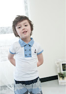 [B012]Patch Anchor Button Polo T