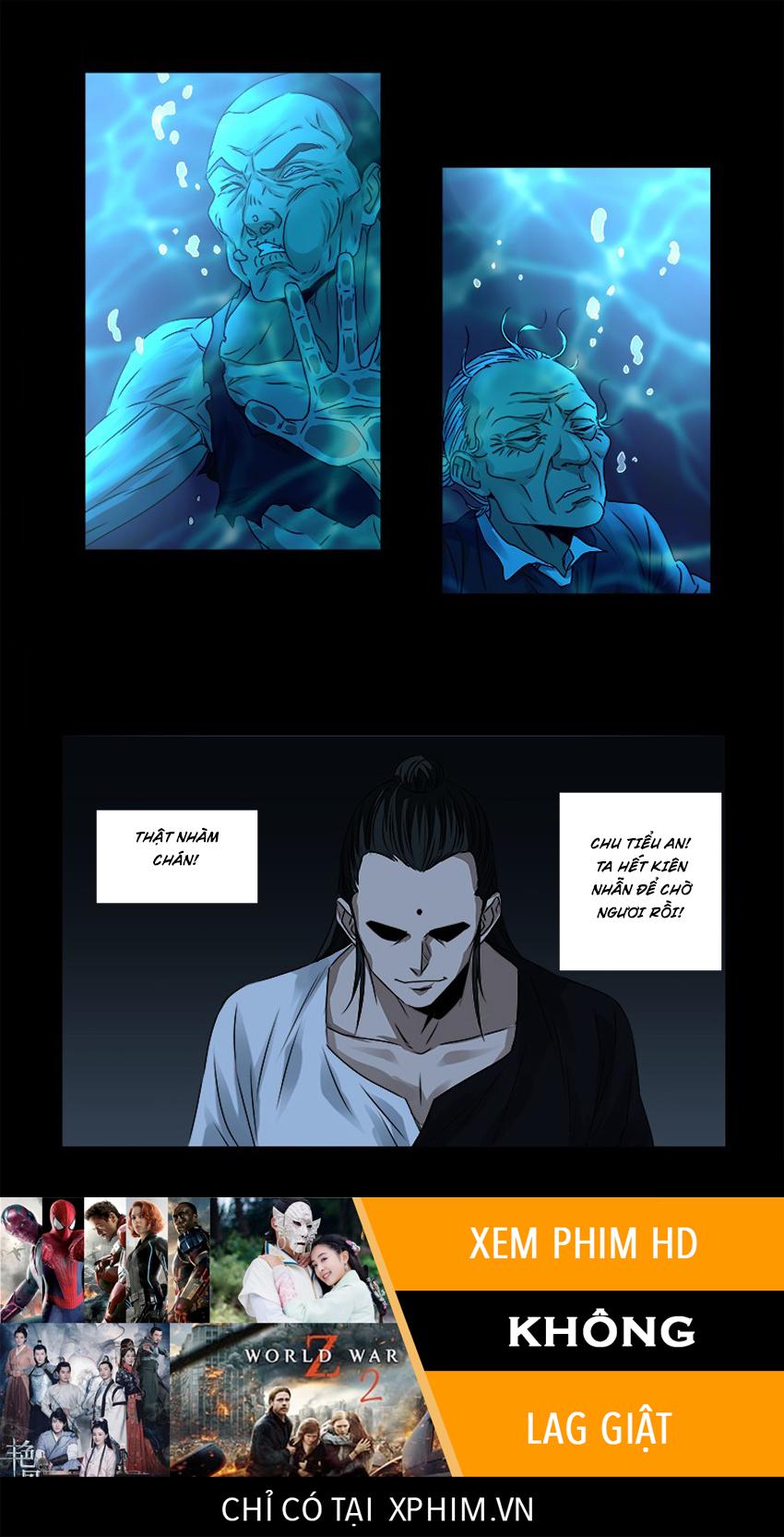 Huyết Ma Nhân Chap 301 - Trang 18