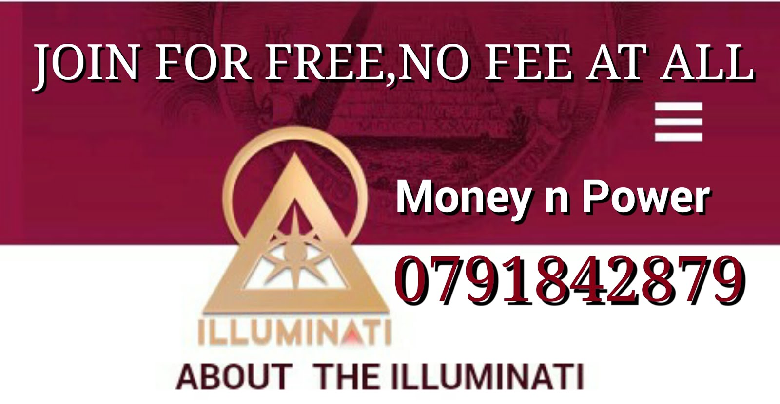 Exposedhow kenyans are making millions out of illuminati ccuart Images
