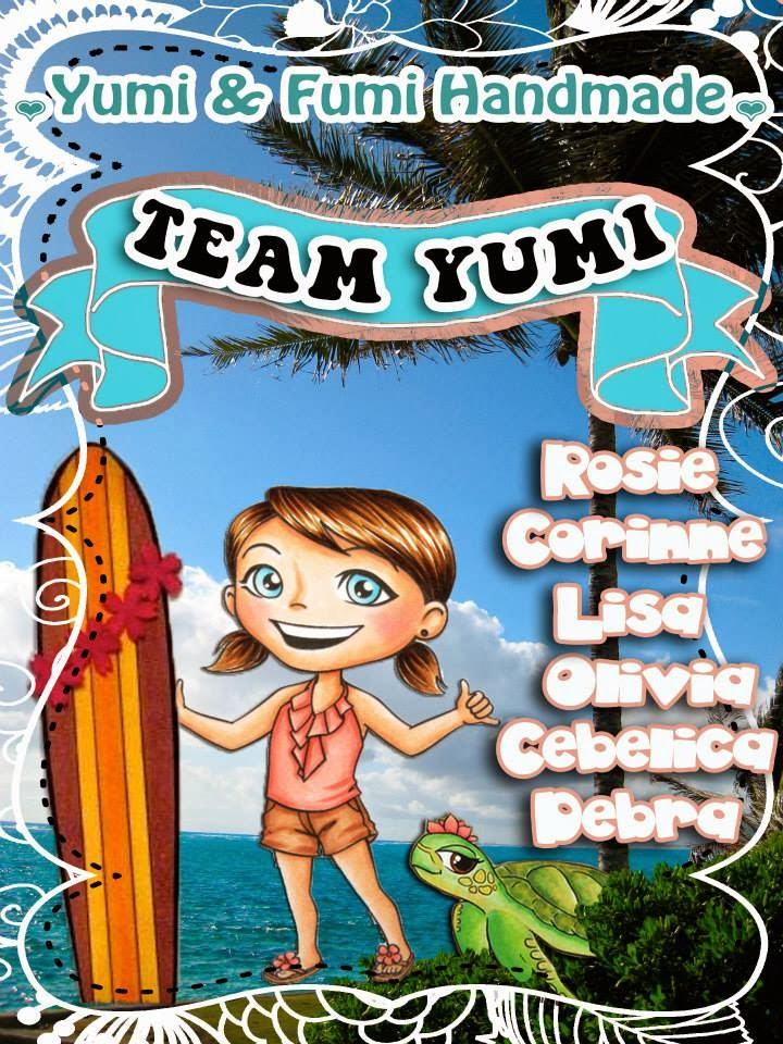 Yumi and Fumi Handmade Design Team