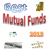 Best Mutual Funds for 2013