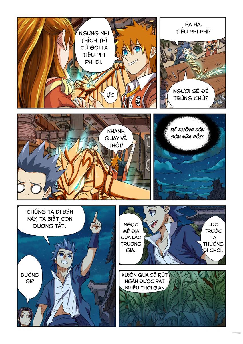 Yêu Thần Ký Chapter 115 - Hamtruyen.vn