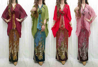 Kezia Batik fit to XL