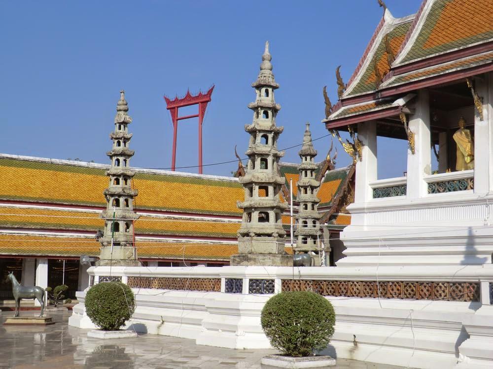 columpio gigante bangkok