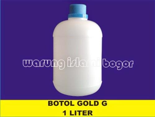Jual Botol Madu Gold G 1 Liter