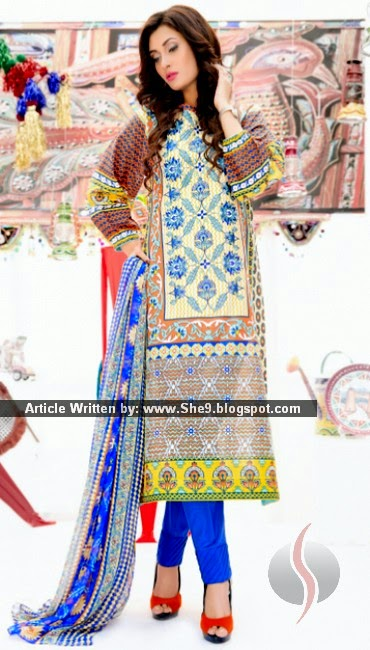 Amna Ismail Summer Lawn Suits Prices