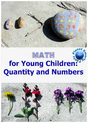 Exploring quantity and numbers with kids through play and daily life