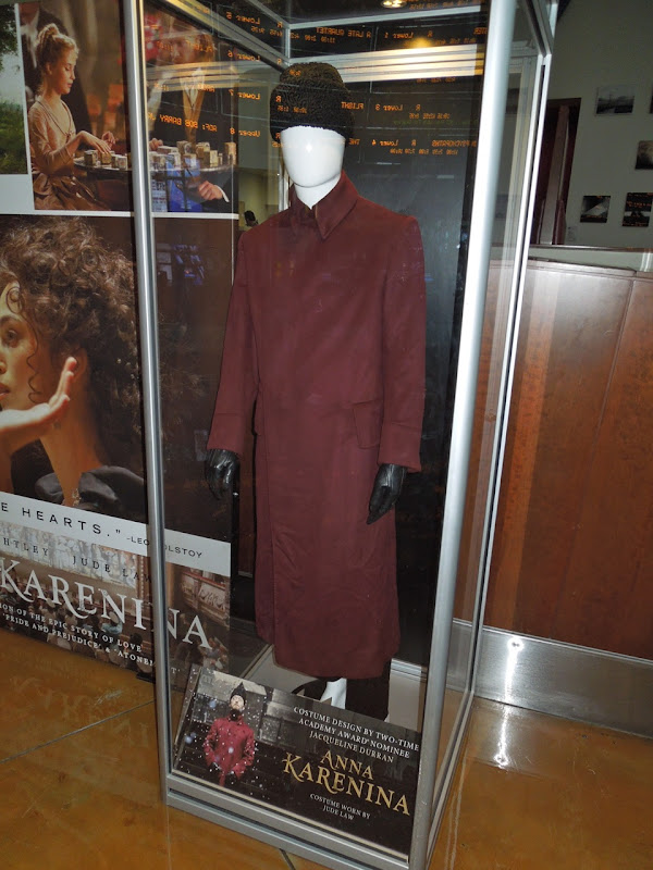 Jude Law Anna Karenina movie costume