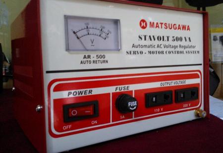 Stavolt stabilizier Matsugawa