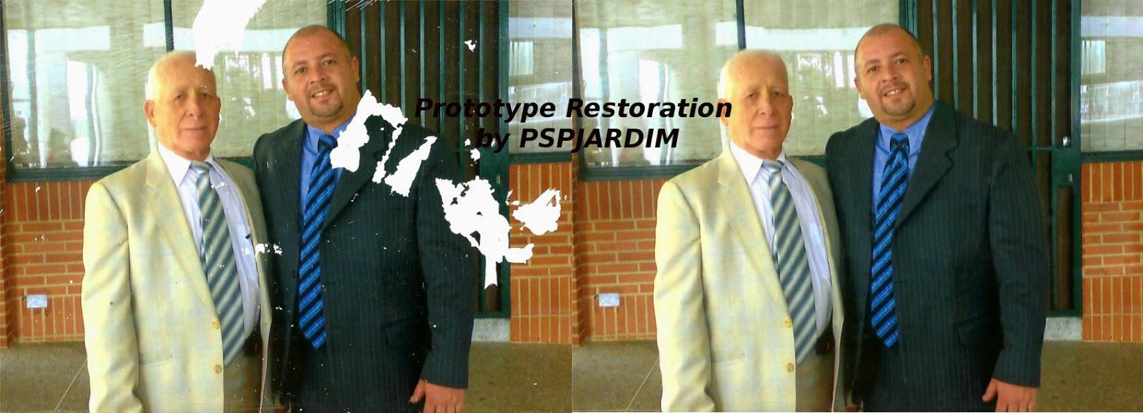PSPJARDIM Restauración