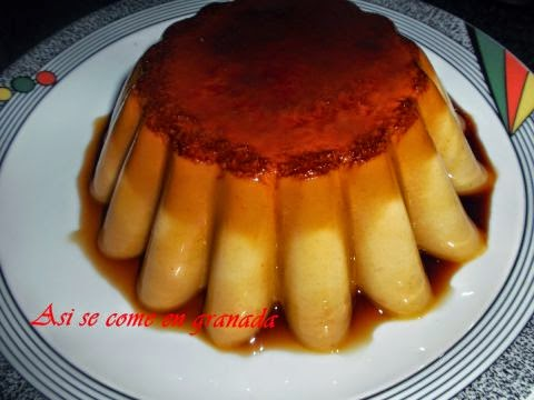 Pudding de Pan