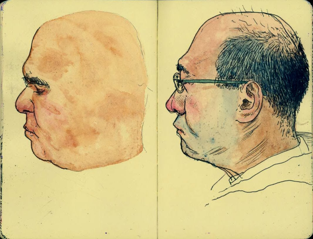 Bocetos/Sketches
