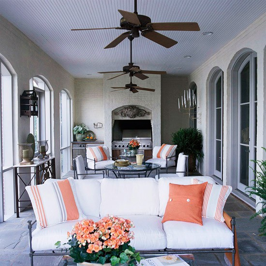 Twirling clare outdoor ceiling fans afternoon lunches at my grandmas country club under the breezy fans are the best i would love a ceiling fan above an expansive front porch for myself one mozeypictures Images