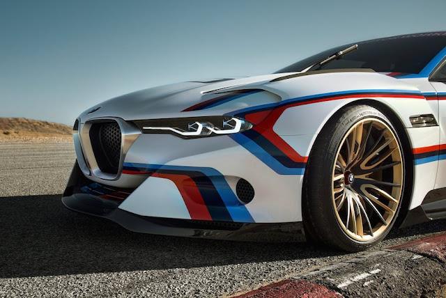 BMW 3.0 CSL オマージュR グリル