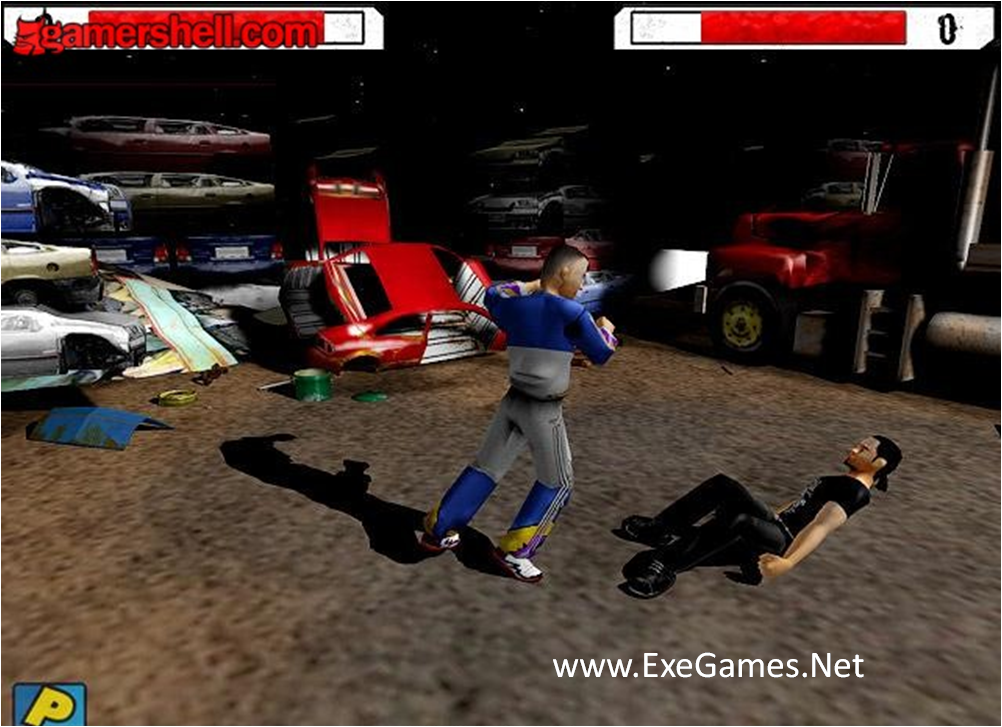 Underground Fighting PC Game