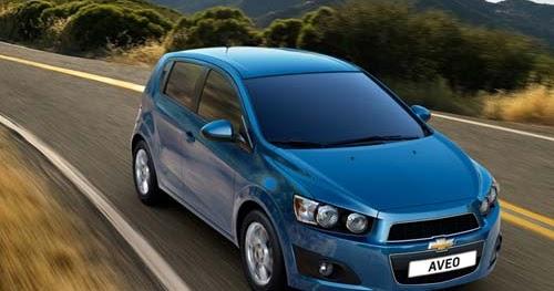 Spesifikasi Chevrolet Aveo Kelebihan Kekurangan dan Harga ...