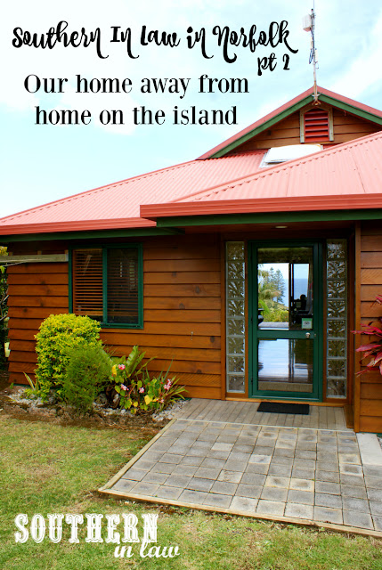 Tintoela Norfolk Island Kushu Cottage - Private Home Accomodation on Norfolk Island