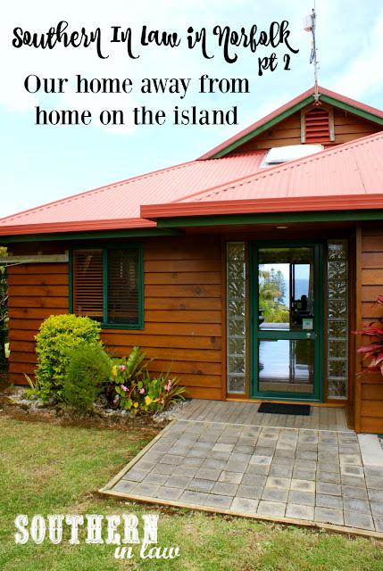 Tintoela Norfolk Island Kushu Cottage - Private Home Accomodation on Norfolk Island