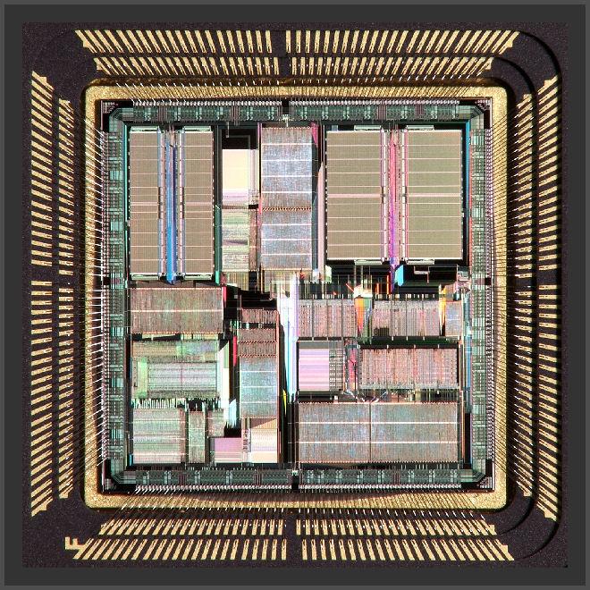Fujitsu SuperSPARC II - 85 CPU