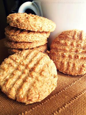 Dolci golosità: Biscotti integrali
