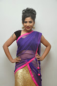 Madhulagna Das Half Saree photos-thumbnail-4