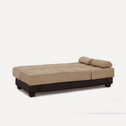 Serta Dream Convertible Klein Sofa