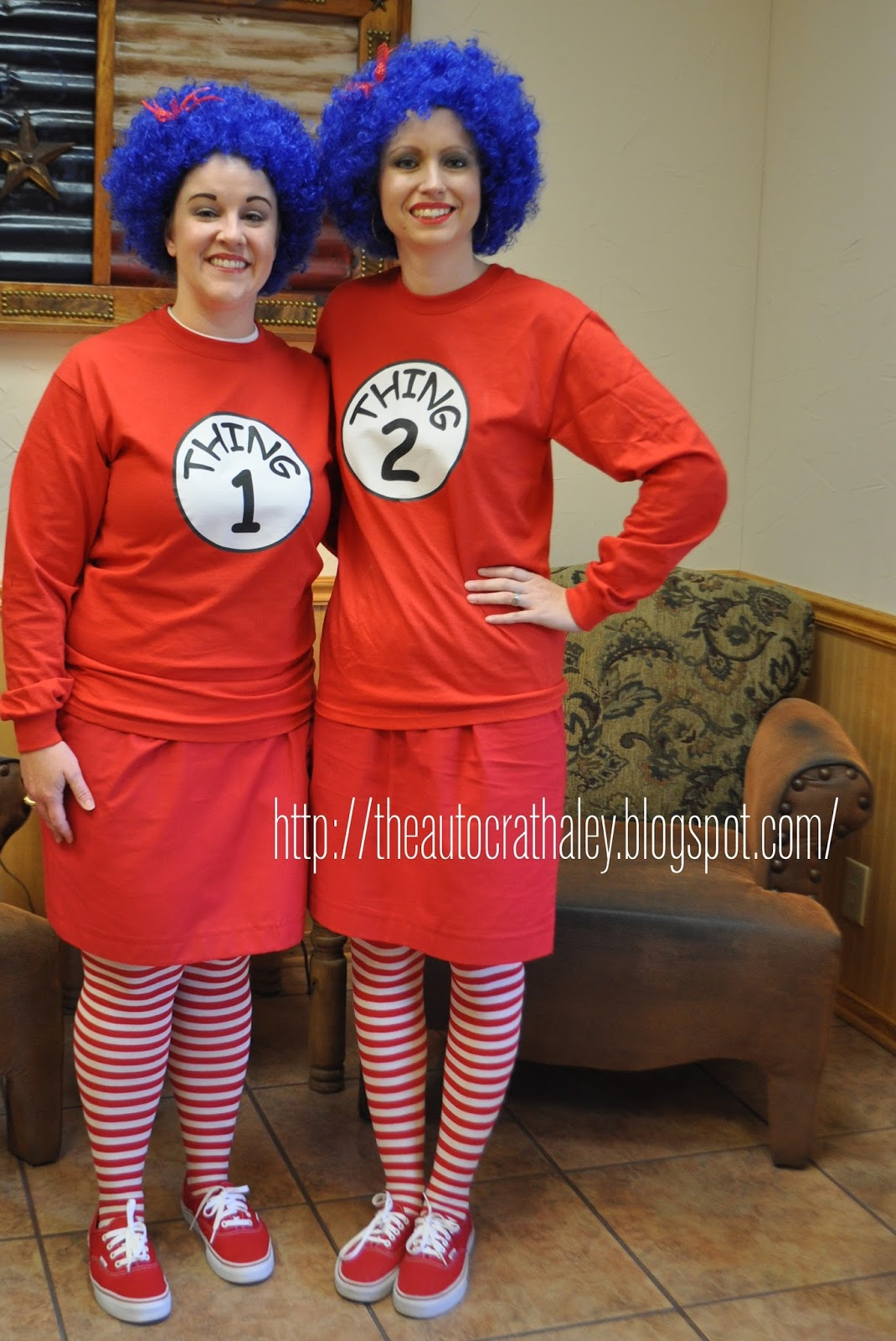 The Autocrat Cat In The Hat Thing 1 Thing 2