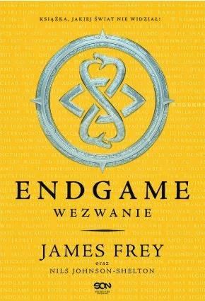 """ENDGAME: Wezwanie"" James Fray - recenzja"