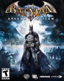 Download Batman Arkham Asylum Free PC Game Full Version