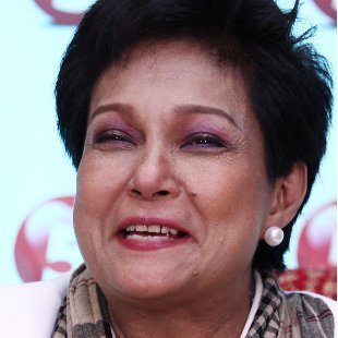 LATEST MOVIES AND WORLD NEWS EXPRESS: WELCOME BACK MS.NORA AUNOR IN