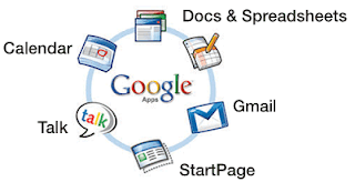 Aplikasi Office online Google Apps