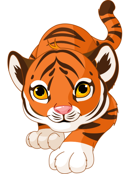Prowling Tiger Icon