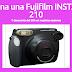 Feliz Navidad y Feliz sorteo [Fujifilm INSTAX 210]