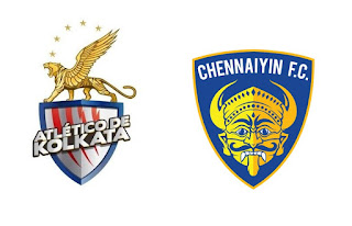 Chennaiyin FC Vs Atletico de Kolkata ISL 2017 Live Streaming