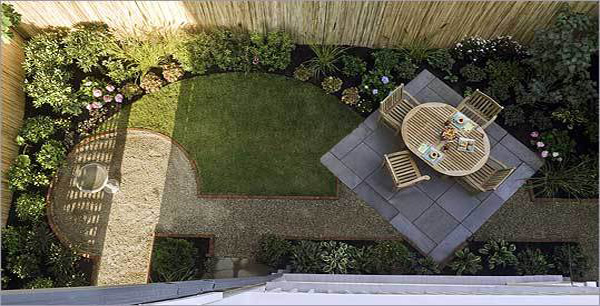diseños de jardín para aprovechar el espacio - guia de jardin