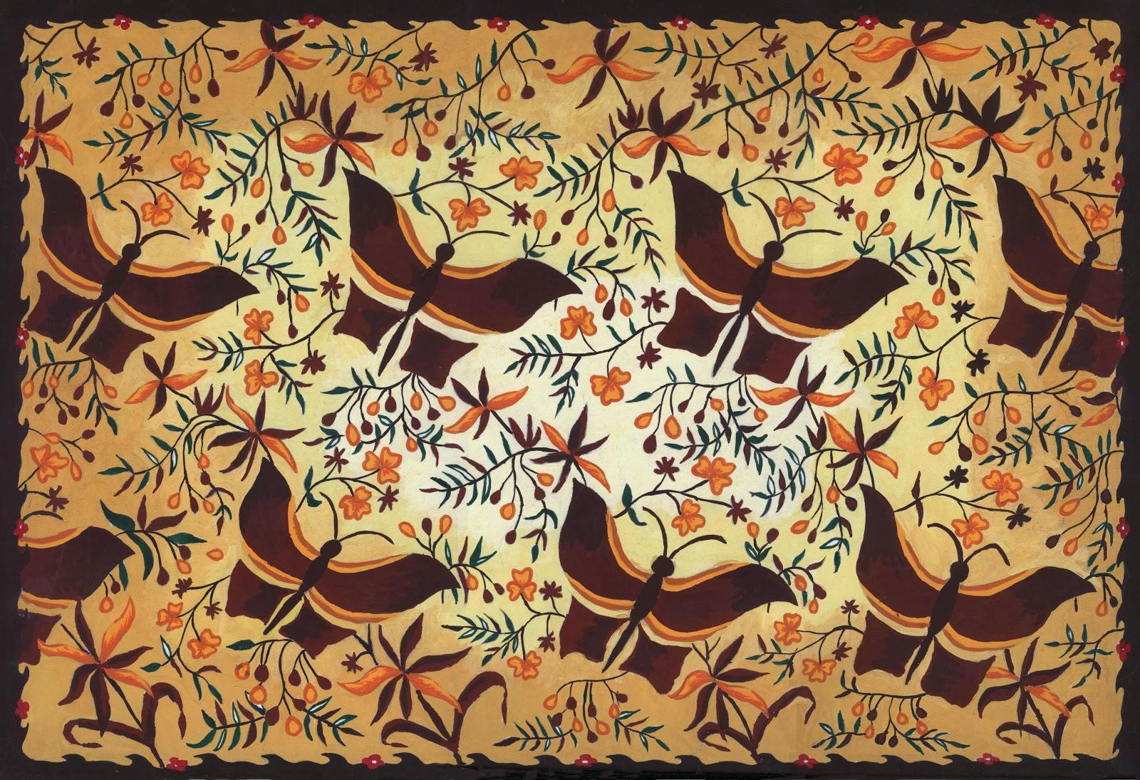 Gambar-gambar batik di indonesia Terbaru