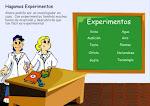HAGAMOS EXPERIMENTOS