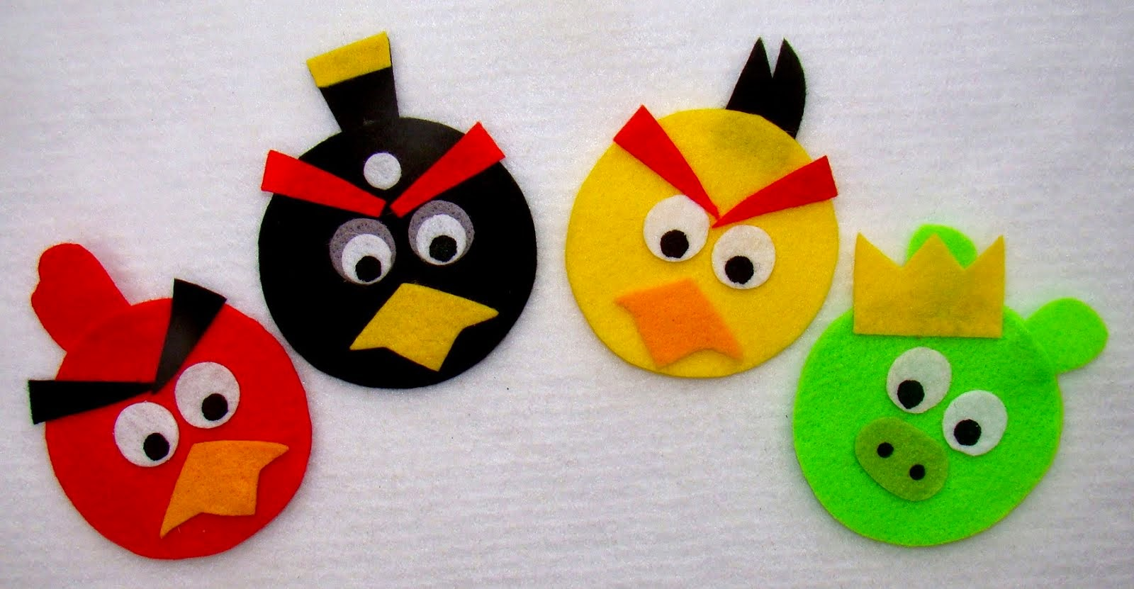 Dedoche Angry Birds