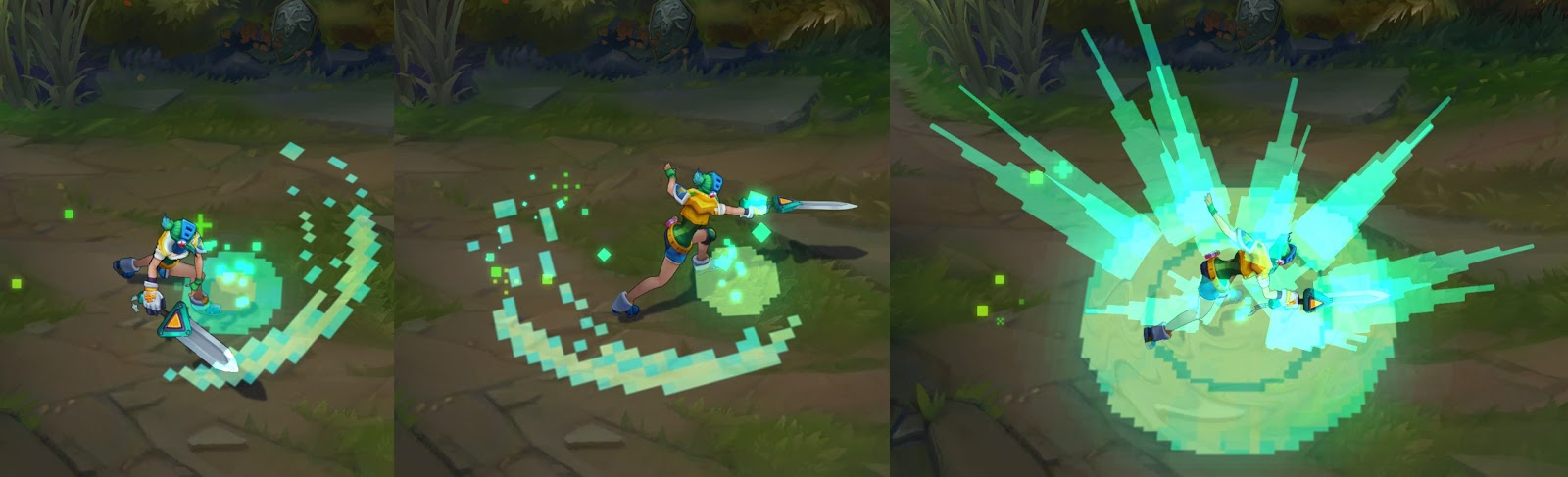 pbe how to get rp