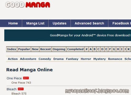 Good Manga