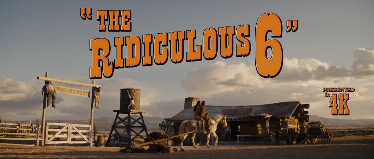 Los 6 Ridiculos WEBRip 720p Latino (2015) [Mega]