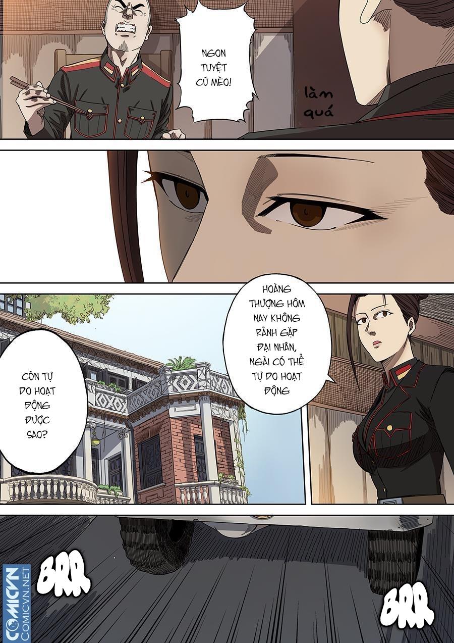 Hiệu Ứng Xuyên Việt Chapter 12 - Hamtruyen.vn