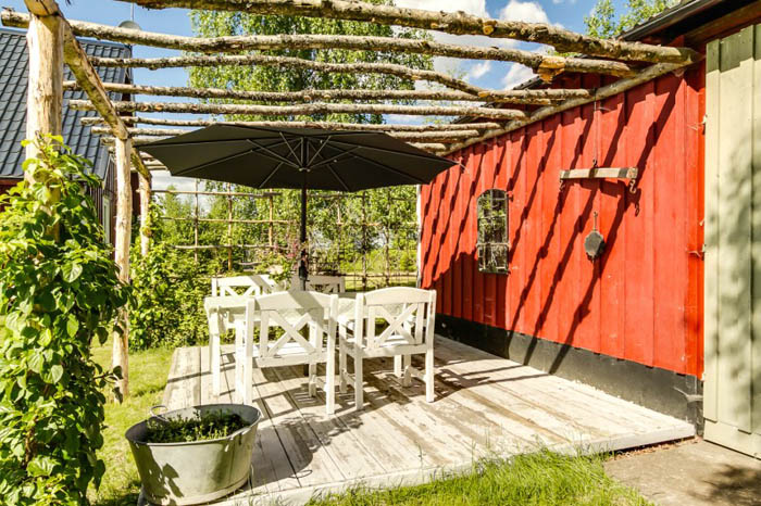Estilo rustico patios rusticos i - Azulejos rusticos para patios ...